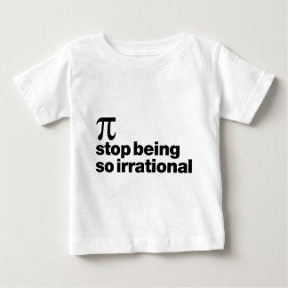 不合理なPi ベビーTシャツ