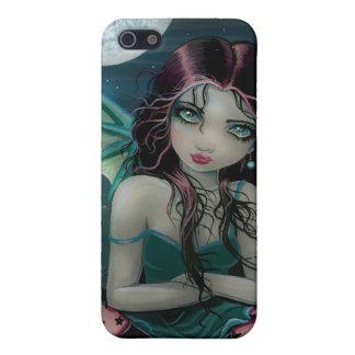 不吉に甘い吸血鬼の妖精のiPhoneの場合 iPhone 5 カバー