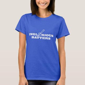 不名誉なねり粉のTシャツ Tシャツ