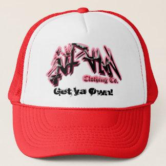 不名誉の赤の帽子 キャップ