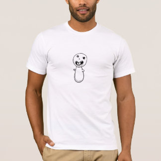 不安定なボブ Tシャツ