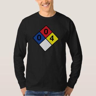 不安定な危険 Tシャツ