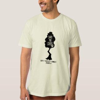不安定な木のTシャツ(2) Tシャツ
