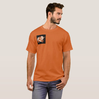 不安定な歩行者 Tシャツ