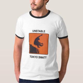 不安定… Tシャツ
