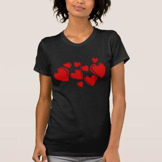 不完全なハート Tシャツ