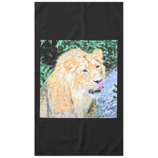 不完全なライオン王 テーブルクロス