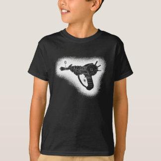 不完全な光線銃の白版 Tシャツ