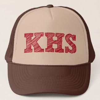 不完全なKHS キャップ