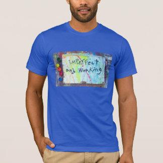 不完全、働くこと Tシャツ