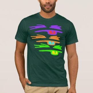 不完全、RGB失礼 Tシャツ
