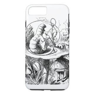 不思議の国のアリス-アリスは幼虫に会います iPhone 8 PLUS/7 PLUSケース