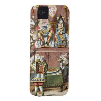 不思議の国のアリス-ハートの女王 Case-Mate iPhone 4 ケース