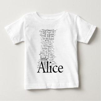 不思議の国のアリス ベビーTシャツ