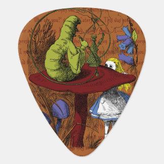 不思議の国のギターピックのアリス ギターピック