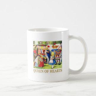 不思議の国のハートの女王 コーヒーマグカップ
