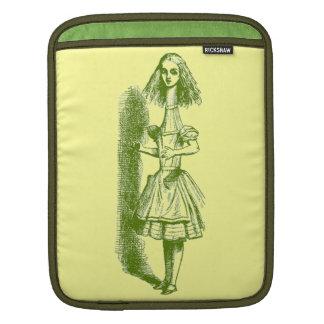 不思議の国のヴィンテージアリス iPadスリーブ
