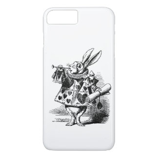 不思議の国の私電話カバーヴィンテージアリス iPhone 8 PLUS/7 PLUSケース