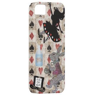 不思議の国のiPhone 5の場合のアリス iPhone SE/5/5s ケース