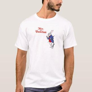 不思議の国のTシャツのアリス Tシャツ