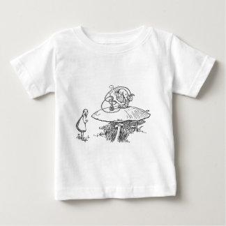 不思議の国1のアリス ベビーTシャツ
