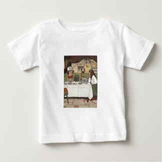 不思議の国3のアリス ベビーTシャツ
