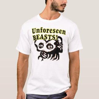 不慮の獣のガの蠍 Tシャツ