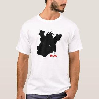 不明瞭なハーブの頭部 Tシャツ