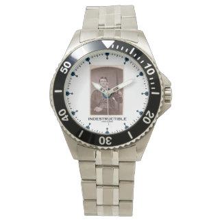 不朽のPhineasのゲージ心理学のユーモア 腕時計