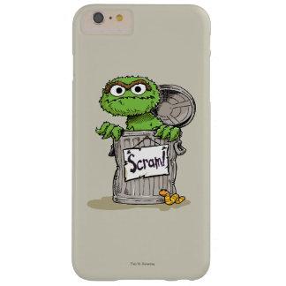 不機嫌が出て行くオスカー BARELY THERE iPhone 6 PLUS ケース