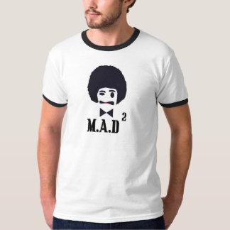 不機嫌はワイシャツを平方しました Tシャツ