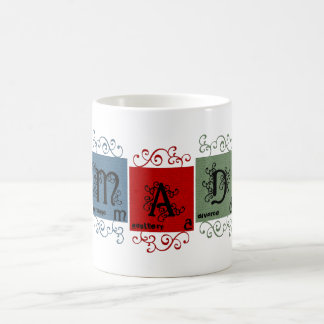 不機嫌 コーヒーマグカップ