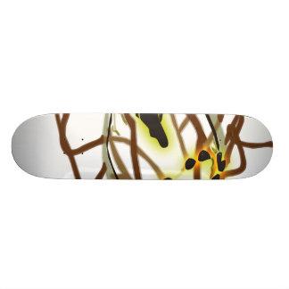 不滅のくらげ 21.6CM スケートボードデッキ