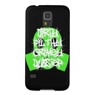 、不潔汚れた、Grimey Dubstep Galaxy S5 ケース