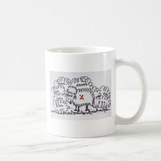 不眠症 コーヒーマグカップ