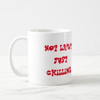 不精ではないちょうど冷えること コーヒーマグカップ