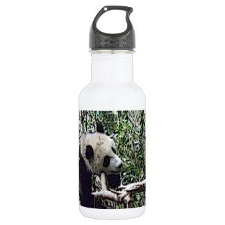 不精なパンダ ウォーターボトル