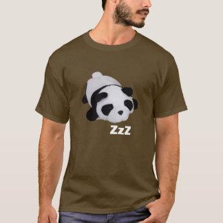 不精なパンダ Tシャツ