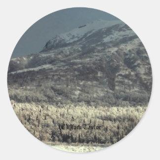 不精な山#01 ラウンドシール