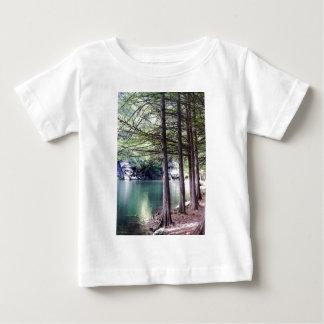 不精な川 ベビーTシャツ