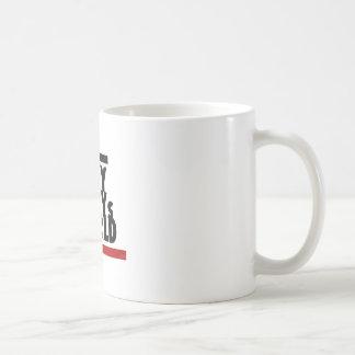 不精な男の子 コーヒーマグカップ