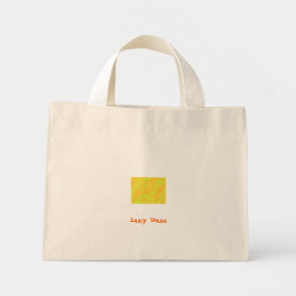 不精な眩惑のバッグ ミニトートバッグ
