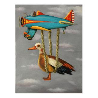 不精な鳥2 ポストカード