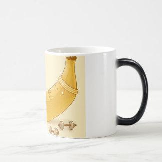不精。バナナとして モーフィングマグカップ