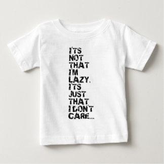 不精 ベビーTシャツ