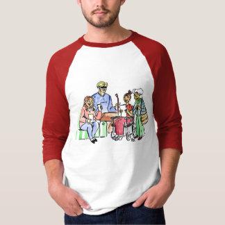 不能の単一性の野球のワイシャツ Tシャツ