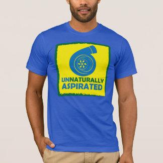 不自然に吸い出されたTシャツ Tシャツ