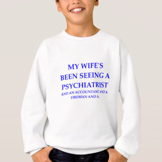 不誠実 スウェットシャツ