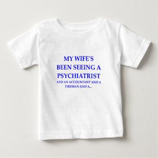 不誠実 ベビーTシャツ