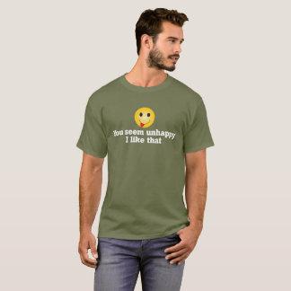 """""""不運"""" Tシャツ"""